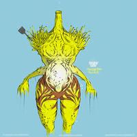 Spongebob Fan Art by RainyDay2d