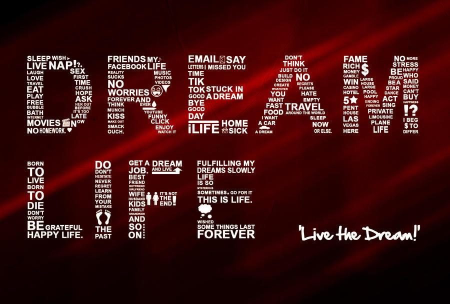 Dream Life by believeinsketching
