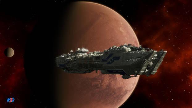 Interstellar Journey 03