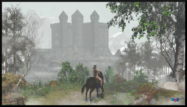 Kha Halina 08 - Castle
