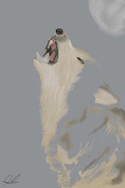 Oc Shin in wolf form-Forgotten by SkullCandy-13