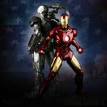 Iron Man and War Machine v2