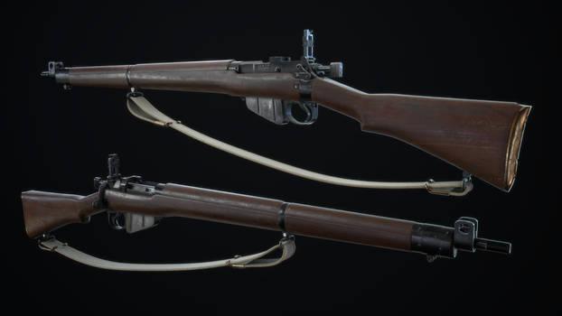 Lee-Enfield No. 4 Mk I