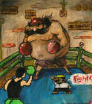 -Super Mario Punch Out 2007-