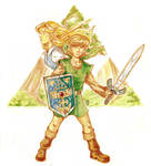 -LoZ: a link to the past-