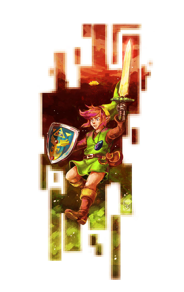 Lets save Hyrule by kichisu