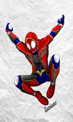 Spider-Man Hoodie Suit (fanart)