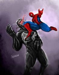 Venom vs Spider-Man