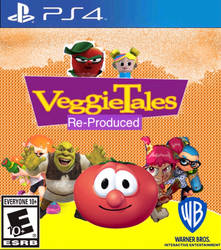Veggietales 06 Reproduced PlayStation 4