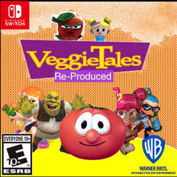 Veggietales 06 Reproduced Nintendo Switch
