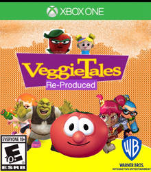 Veggietales 06 Reproduced Xbox One