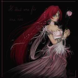Il etait une fois une rose by Master-Sheron