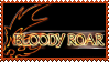 Bloody roar - stamp by Carolzilla
