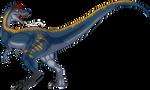 Primal Carnage - Dilophosaurus