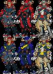 Ashelin Armor Concepts