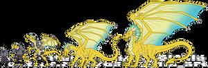 Dragoniade Transformation - Commission