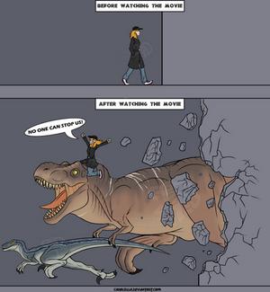 Jurassic World the Experience