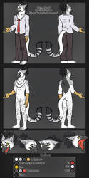 Norok Ref Sheet - Commission