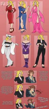 Nikole and Fashion