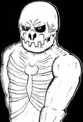 Original Character : The Bone Carver