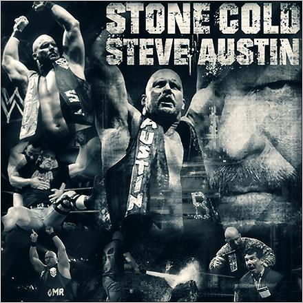 stone cold steve austin stunner wallpaper