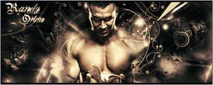 Randy Orton by XxJer3mxX
