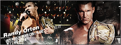 Tigeress Kasu 14 6 The Viper Randy Orton By XxJer3mxX