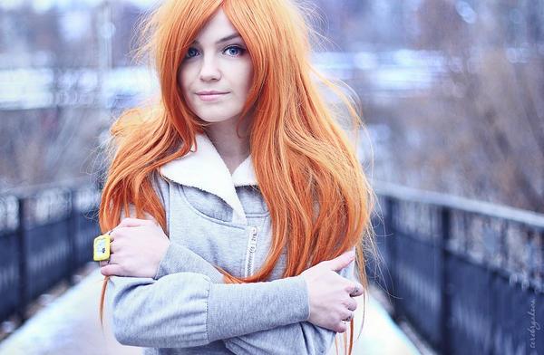 photoshoot ginger winter 5 by tanukitinkaasai on
