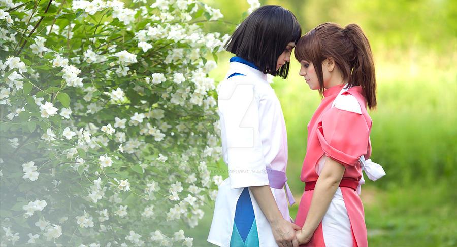 Spirited Away 2 by Tanuki-Tinka-Asai
