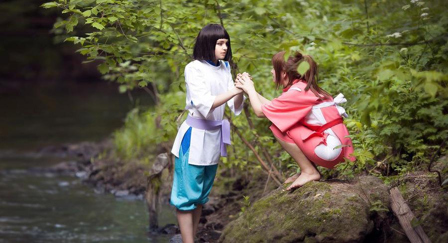 Spirited Away 7 by Tanuki-Tinka-Asai