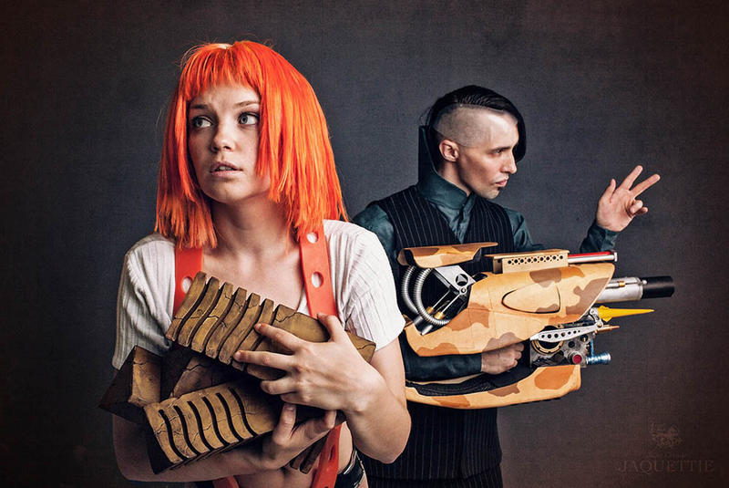 The Fifth Element 7 by Tanuki-Tinka-Asai