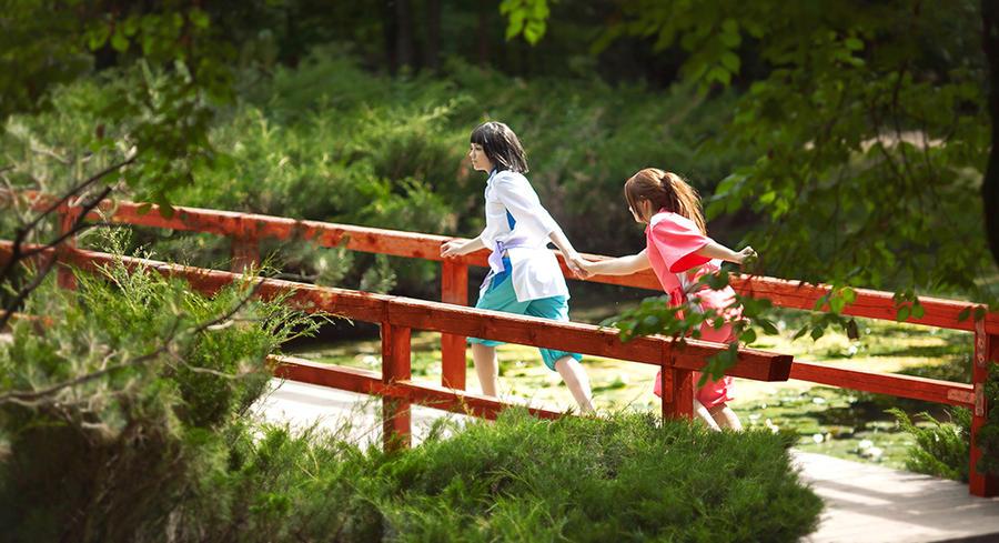 Spirited Away 13 by Tanuki-Tinka-Asai