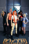 The Fifth Element - All together - 2014