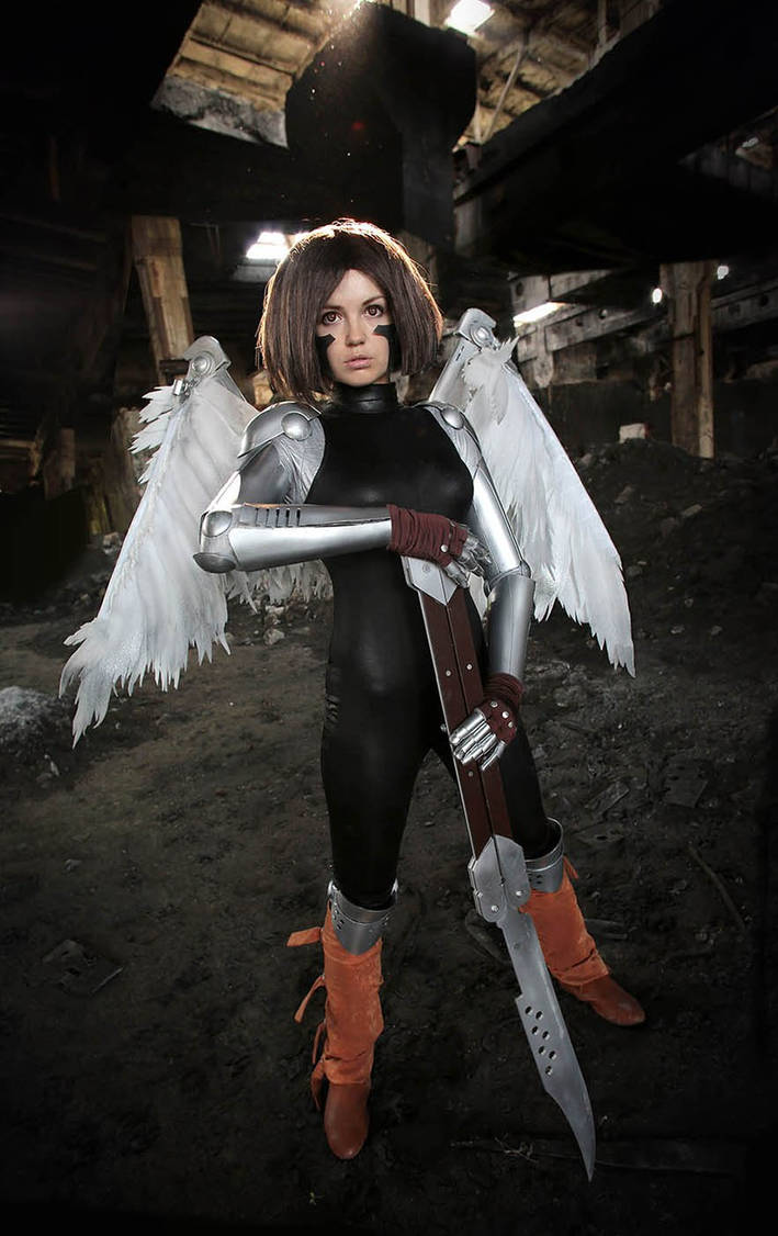 Battle Angel Alita - 2014 - 5