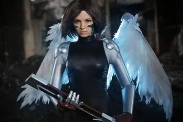 Battle Angel Alita - 2014 - 6