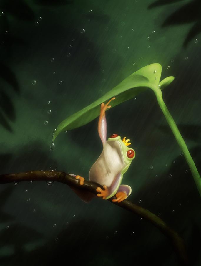 +Frog prince+ by Tea-desu
