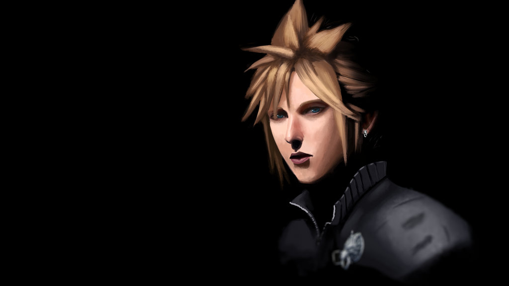 Cloud Strife photography by TheKurt009