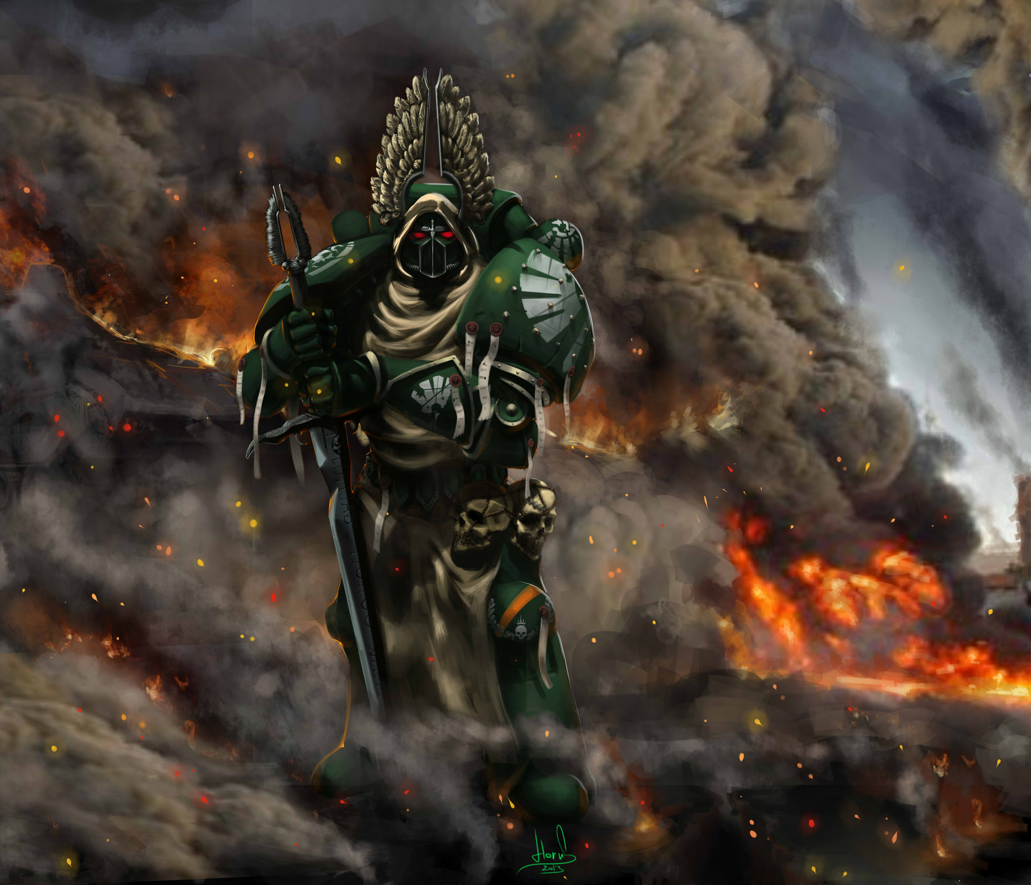 dark_angel_warhammer_40000_by_loweringsk