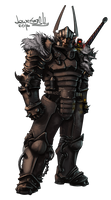 consept armor Lupus 2
