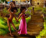 CC: Mowgli and the Girl
