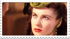 Scarlett O'Hara Stamp by DrMistyTang