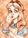 Alice by DrMistyTang