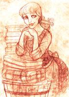 Cinderella by DrMistyTang