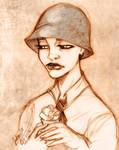 Amelia Mignonette Grimaldi Thermopolis Renaldo by DrMistyTang