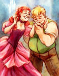 CC: Anastasia and the Baker
