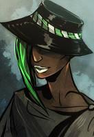 New Hat by DrMistyTang