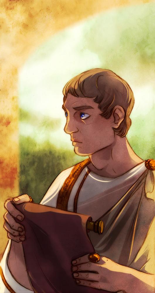 Clau-Clau-Claudius by MistyTang