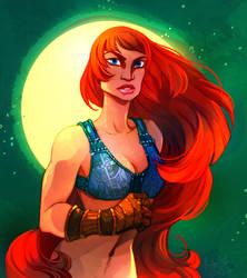 Return of the Battle Bikini by DrMistyTang