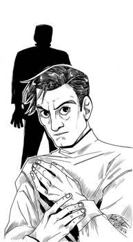 Henry Frankenstein (Inktober 09 - 2017)