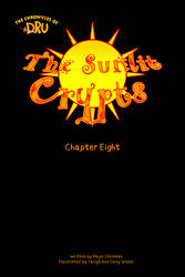 TCoD - The Sunlit Crypts - CH08 - Cover by DrMistyTang